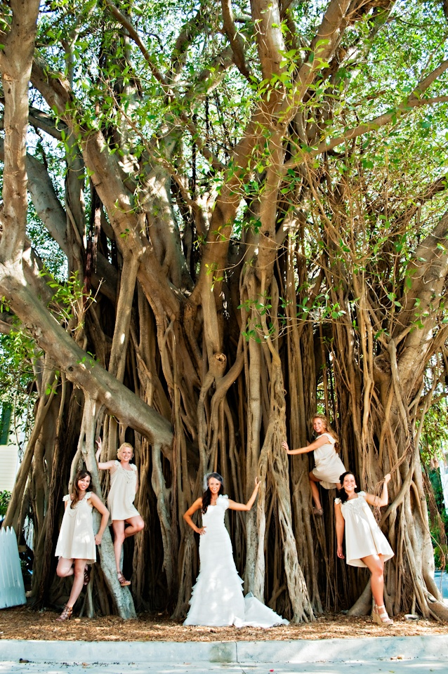 Key West wedding at Audubon House & Garden