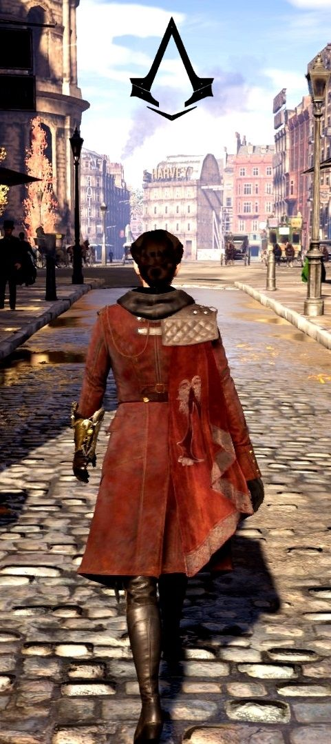 Assassin's Creed Syndicate | Evie Frye