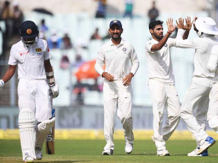 Live Cricket Score India vs Sri Lanka 1st Test Day 4: Hosts Look To Limit Damage
