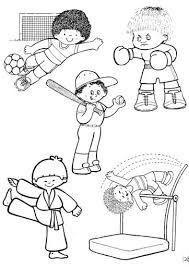 Resultado de imagen de olimpiadas para niños de primaria