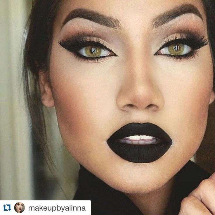 how to use makeup to bring out deep set eyes