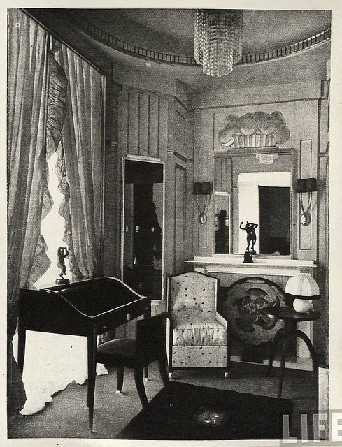 Paris Exposition 1925 Interior Interiors And Art Deco