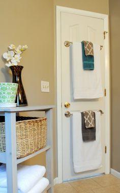 11 ideas para aprovechar el espacio en baños pequeños | Notas | La Bioguía