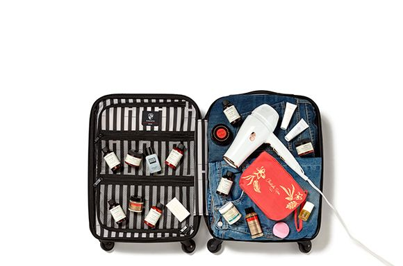 Up, Up and Away: Travel Makeup Essentials