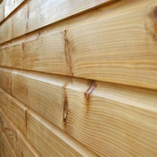 Shiplap Cladding Boards 150MM x 15MM - Various Lengths