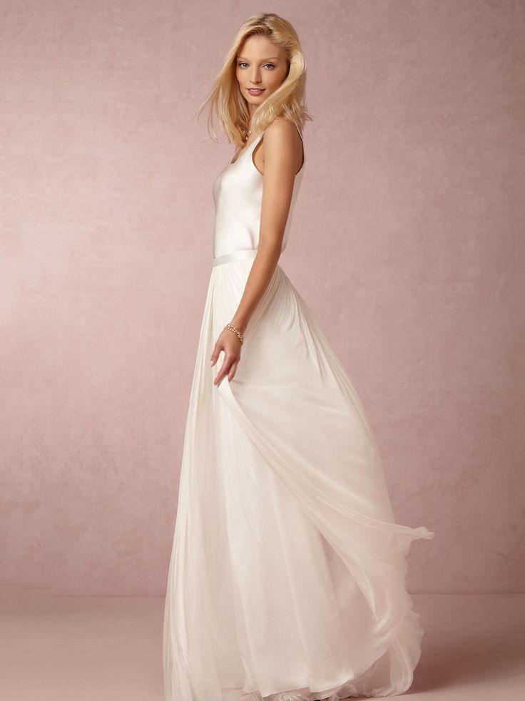 257 mejores imágenes de beach wedding dresses en Pinterest ...