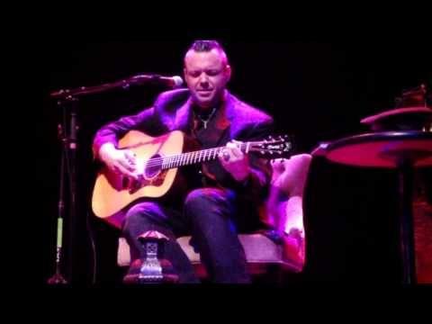 ▶ *LIVE* Not Broken Anymore by Justin Furstenfeld *LIVE at the Gothic Theater Denver April 2013* - YouTube