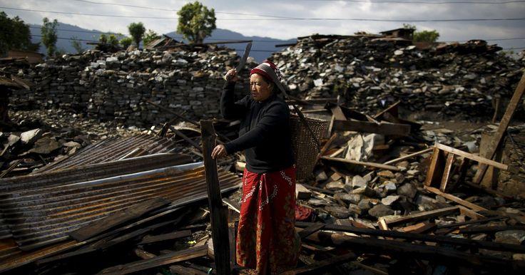 Terremoto do Nepal deslocou o monte Everest, diz estudo chinês