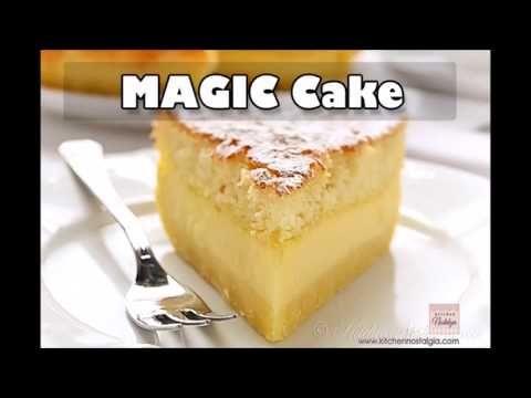Magic Cake - YouTube