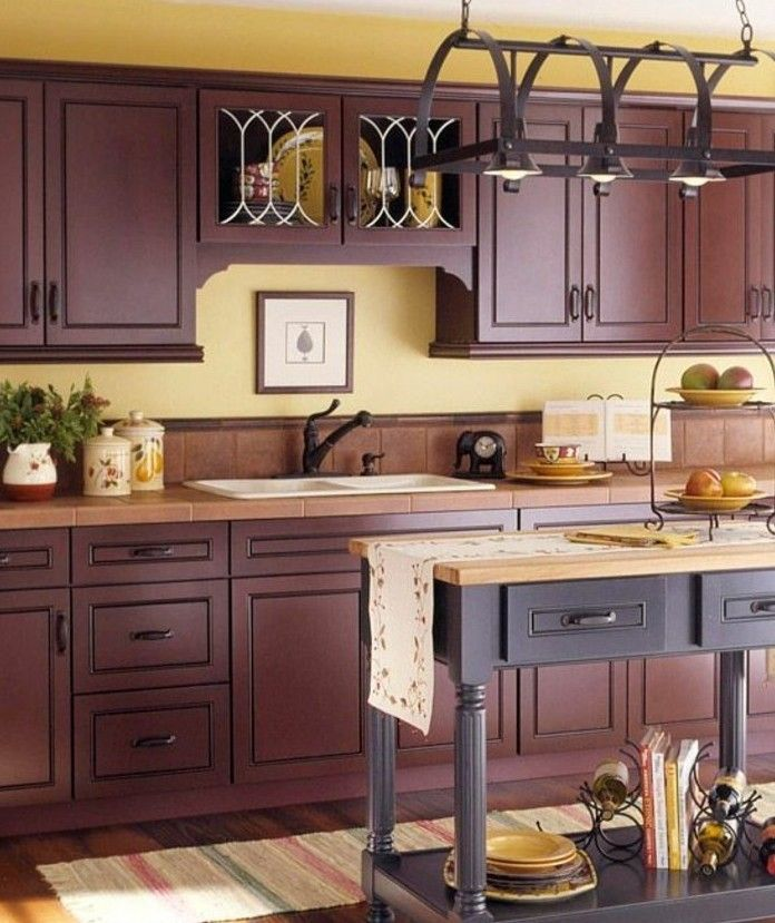 14 best Kitchens images on Pinterest Kitchen colors, Kitchens and
