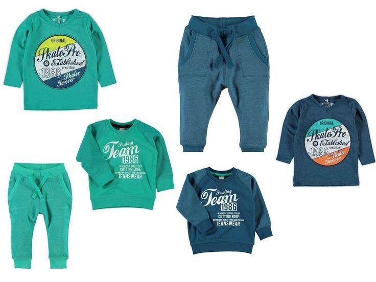 Gave collectie van Name it voor de stoere jongens (maat 74-98). http://www.blauwlifestyle.nl/nl/babykleding/jongen.html?merken=150