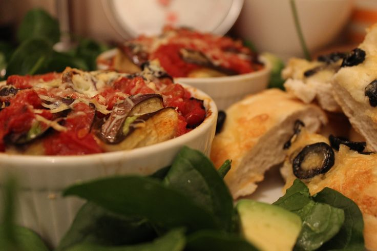 Eggplant scrolls - http://jennieeatsitaly.tumblr.com/post/59764700691/fresh-fish-stew