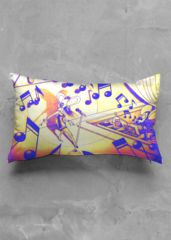 ratt pillow 1: What a beautiful product! Music in the pillow . I love it