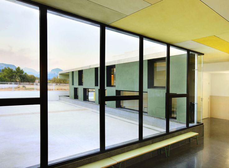 Galeria - Centro Educativo em Consell / Ripolltizon - 8