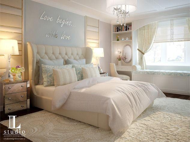 Дизайн-проект – Спальня - Спальня - Недвижимость Mail.Ru