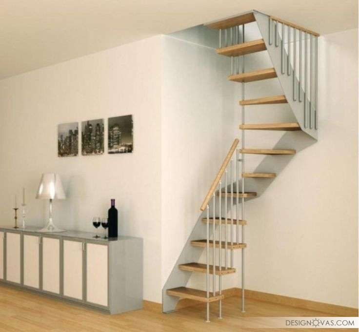Лестницы на второй этаж в частном доме. 133 фото   Не пропустите