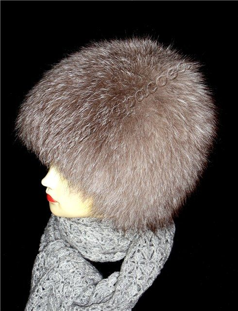 МК вязаной шапочки