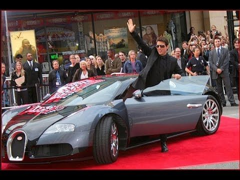 Tom Cruise Car Collection and Private Jets  – Celebrity Car