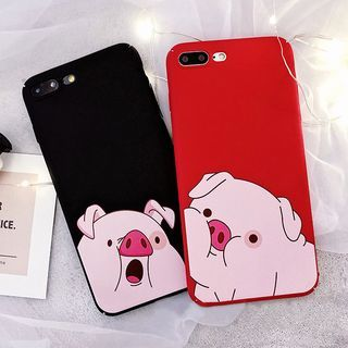 Cases, Covers & Skins Alert Fashion 3d Embroidery Pig Lovers Soft Phone Case Cover For Apple Iphone 6-xs Max Cell Phones & Accessories