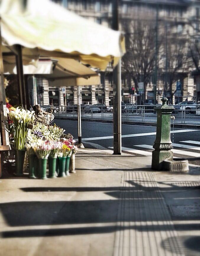 Piazza Baracca. Foto pp