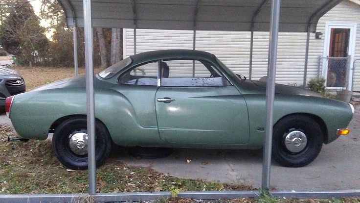 1970 Volkswagen Karmann-Ghia for sale near Stedman, North Carolina 28391 - Classics on Autotrader