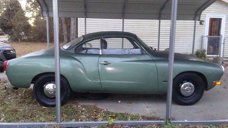 1970 Volkswagen Karmann-Ghia for sale near Stedman, North Carolina 28391 - Classics on Autotrader