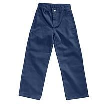 Boys School Uniform Pant - Navy 14