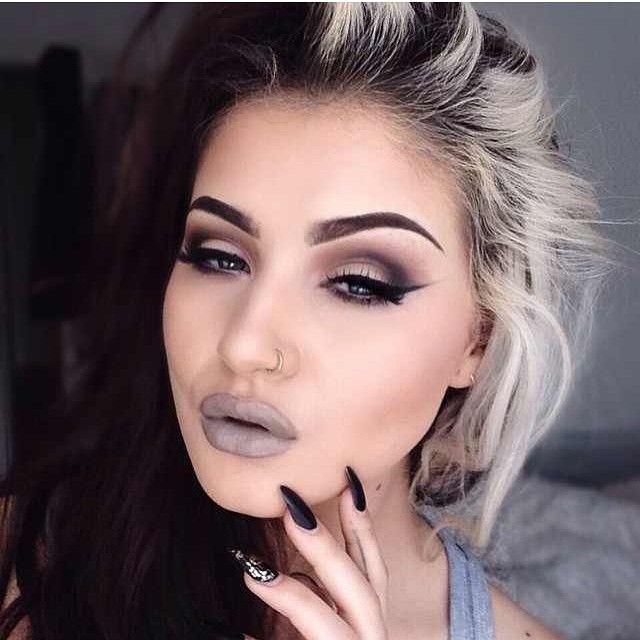 pinterest: @insidemimente #jamiegenevieve #makeupartist #mua