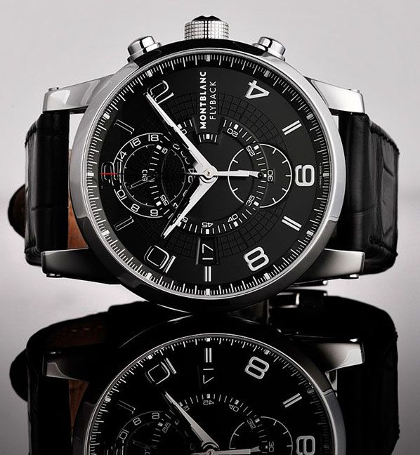Montblanc - Monochrome Watches