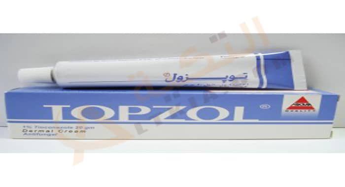 كريم توبزول Topzol ي ستخدم في علاج الفطريات والالتهابات في الجسم والمهبل ويحتوي على العديد من المواد الفعالة وسنعرض لكم في Personal Care Person Toothpaste