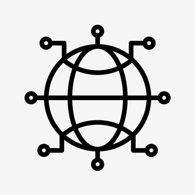 Vector Globe Connecting Icon Globe Icons Globe Globe Icon Png And Vector With Transparent Background For Free Download Globe Icon Globe Vector Globe Logo