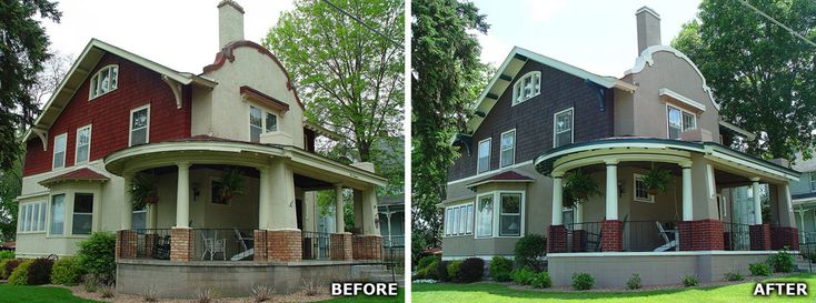 40 Best Images About Houses: Before And After {inspiration