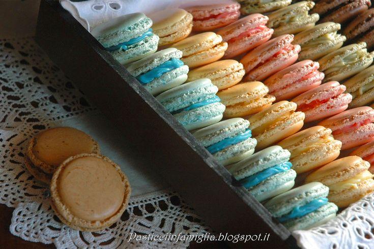 Come preparare i Macarons #CucinareMeglio #ricette via @CucinareMeglio