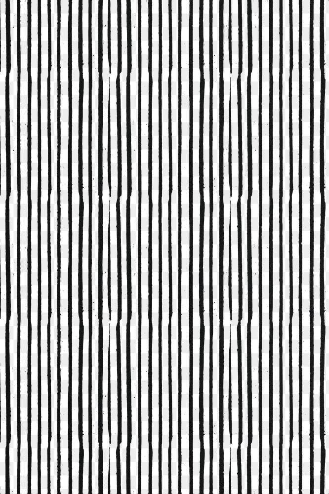 Vintage Black Stripes Png Pattern Transparent Background Remix From Artworks By Samuel Jessurun De Mesquita Free Image By Rawp Pattern Black Stripes Stripes