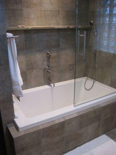 Beautiful Soaking Tub Shower Combo Throughout Jacuzzi Tub ...
