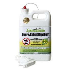 Liquid Fence 1-Gallon Ready-To-Use Liquid Fence Deer and Rabbit Repellent