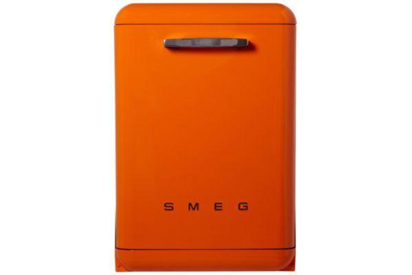 Lave-vaisselle silencieux 60 cm SMEG BLV2O-2 ORANGE 1299.19 €