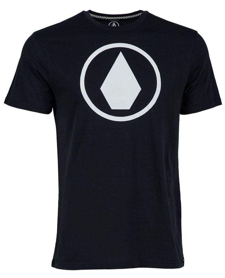 Volcom Mens Shirt Solid Stone