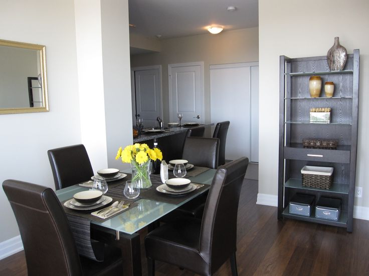 Client s Condo   Dining Room space  Furniture from Structube  Dinnerware  from Bowring  Client s Mirror  Accessories from Homeoutfitters   HomeSense9 best Client s Bachelor Condo images on Pinterest   Condos  . Dining Room Chairs Homesense. Home Design Ideas