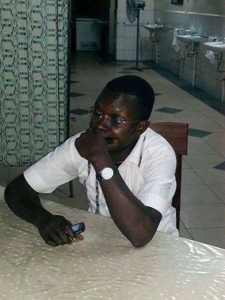 DAP NGO AMOSY, Mr Marc HOUESSE