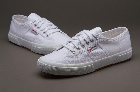 Superga Shoes - Superga 2750 Cotu - Superga Trainers - White