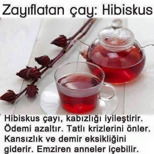 Şifa Bul - Zayıflatan Çay Hibisküs! #hibisküs #hibisküsçayı #zayıflama #şifa #şifabul #sifabul #sağlık