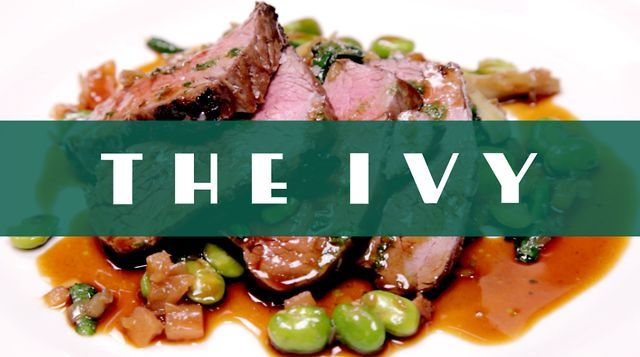 The Ivy - Teaser by Lulix Films. Head chef of The Ivy, Gary Lee, showing us how to make lamb with artichokes, broad beans and damsons.