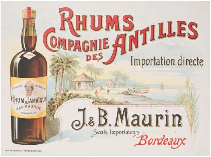 Rhum Jamaïque Cie des Antilles