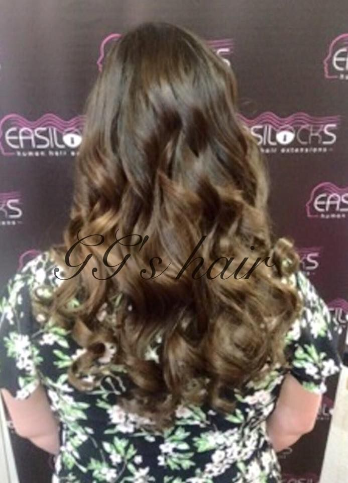 Easilocks hair extensions available at GG's salon, Mutley Plain, Plymouth Call 01752 564639 for FREE consultation #easilocks #hair #extensions #plymouth https://www.facebook.com/ggshairextensionsplymouth/photos/pcb.914902781902021/914898308569135/?type=1