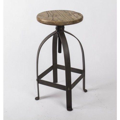 ber ideen zu barhocker aus metall auf pinterest. Black Bedroom Furniture Sets. Home Design Ideas