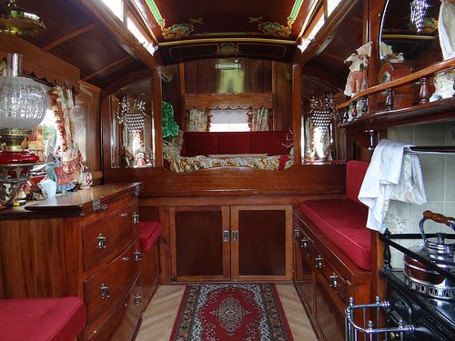 Airstream Travel Trailer >> romany gypsy trailers for sale - Google Search | On the ...
