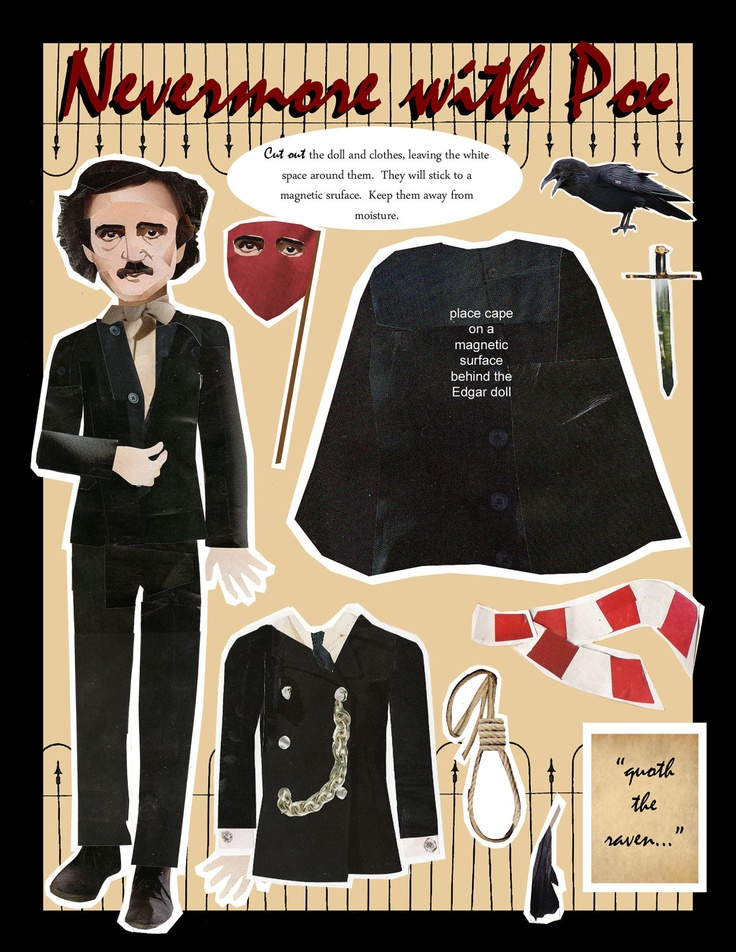 edgar allan poe thesis paper Ligeia edgar allan poe this web edition published by ebooks@adelaide last updated wednesday, december 17, 2014 at 14:20.