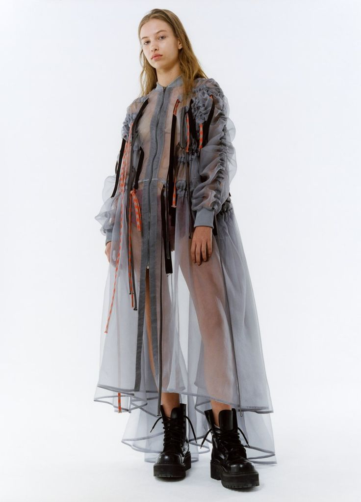 BLOGGED: New fashion graduate Olivia Barclay from Nottingham Trent University