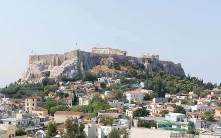 Athens Converts More Streets into Pedestrian-only Zones.